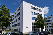 First tenant move-in - Adlershof Technology Park